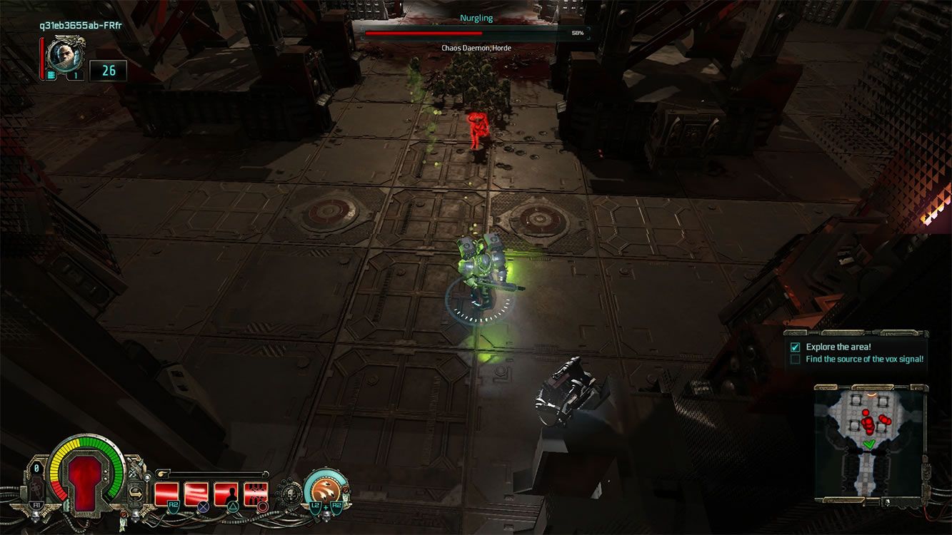 Warhammer 40,000: Inquisitor – Martyr – Screenshot#2tutu#4tutu