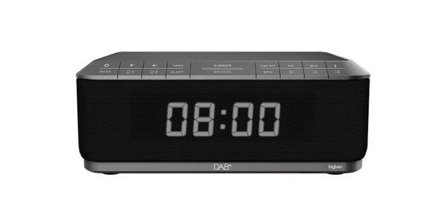 Clock radio with wireless charger/DAB+ RR140IGDAB BIGBEN – Packshot