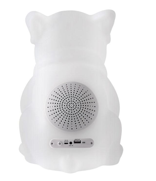Wireless luminous speaker BTLSDOG BIGBEN – Immagine#2tutu#4tutu#6tutu#8tutu#10tutu#12tutu