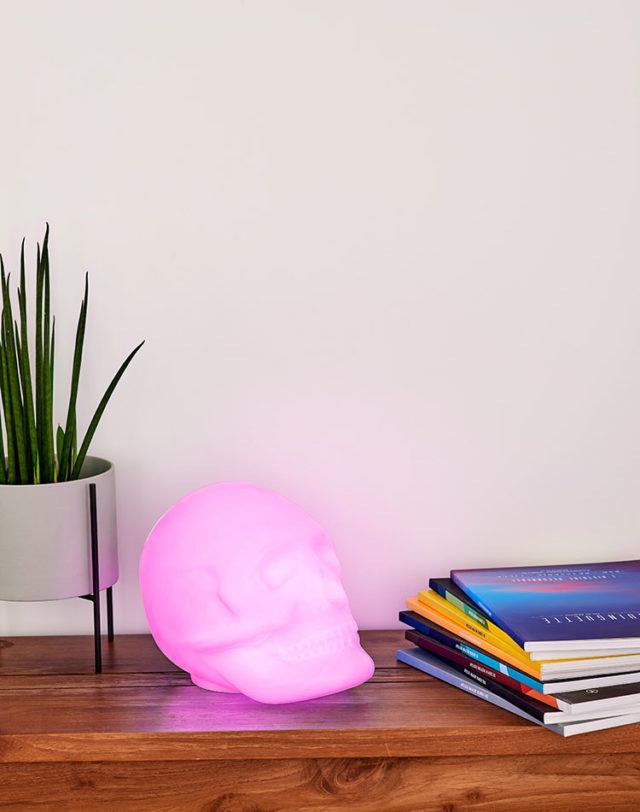 Wireless luminous speaker BTLSSKULL BIGBEN – Immagine#2tutu#4tutu#6tutu#8tutu#10tutu#11