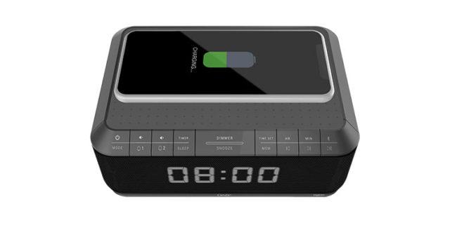 Clock radio with wireless charger/DAB+ RR140IGDAB BIGBEN – Immagine