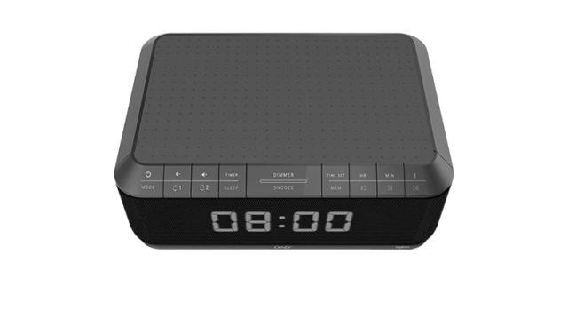 Clock radio with wireless charger/DAB+ RR140IGDAB BIGBEN – Immagine#1