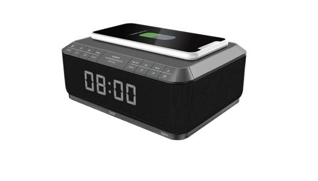Clock radio with wireless charger/DAB+ RR140IGDAB BIGBEN – Immagine#2tutu