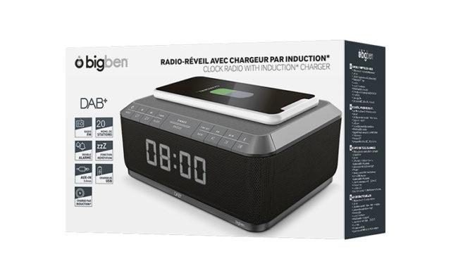 Clock radio with wireless charger/DAB+ RR140IGDAB BIGBEN – Immagine#2tutu#4tutu