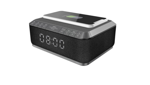 Clock radio with wireless charger RR140IG BIGBEN – Immagine#2tutu