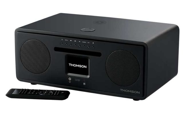 All-in-one Hi-Fi connected system MIC500IWF THOMSON – Immagine#2tutu