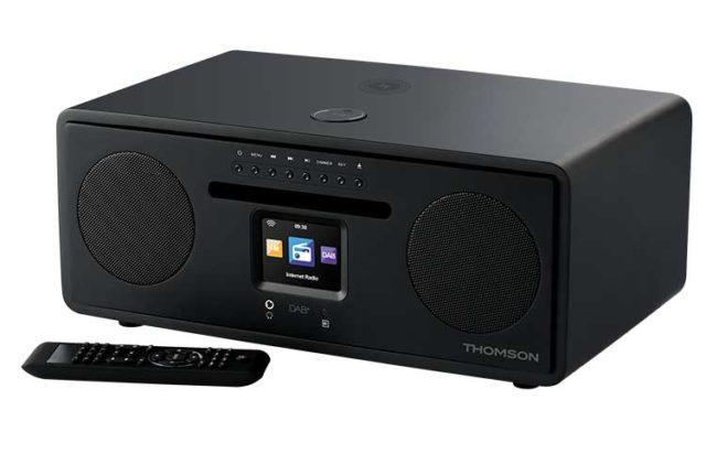 All-in-one Hi-Fi connected system MIC500IWF THOMSON – Immagine#2tutu#3