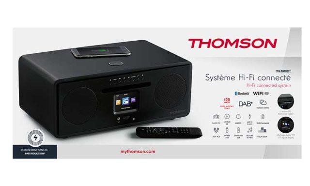 All-in-one Hi-Fi connected system MIC500IWF THOMSON – Immagine#2tutu#4tutu