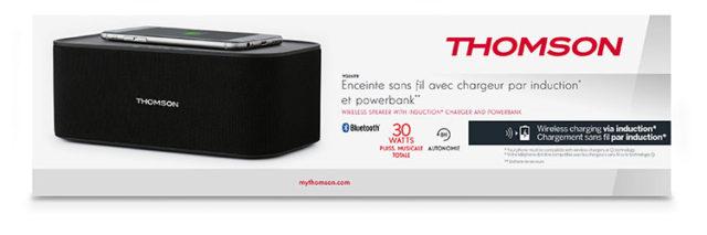 Wireless speaker and wireless charging WS06IPB – Immagine#2tutu#4tutu